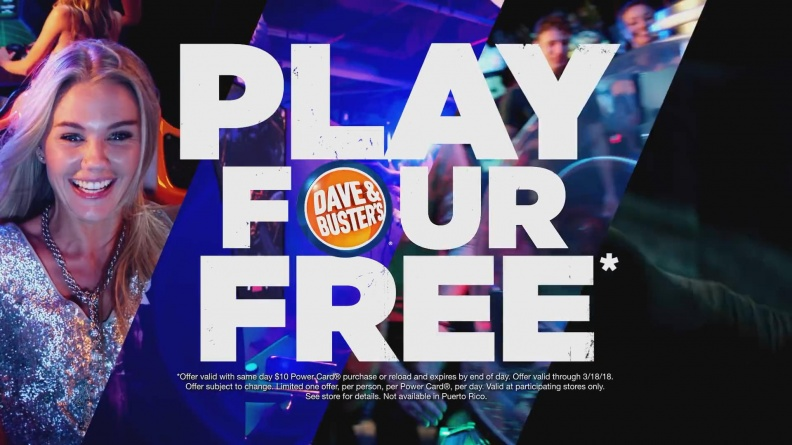 Dave & Buster's   Tomb Raider   Play 4 Adventurous Games Free 20180213205820