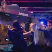 Dave & Buster's   Tomb Raider   Play 4 Adventurous Games Free 20180213205841
