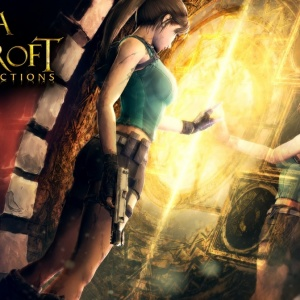 Lara Croft Reflections 7