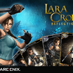 Lara Croft Reflections 13
