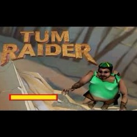 Larry Croft Tum Raider